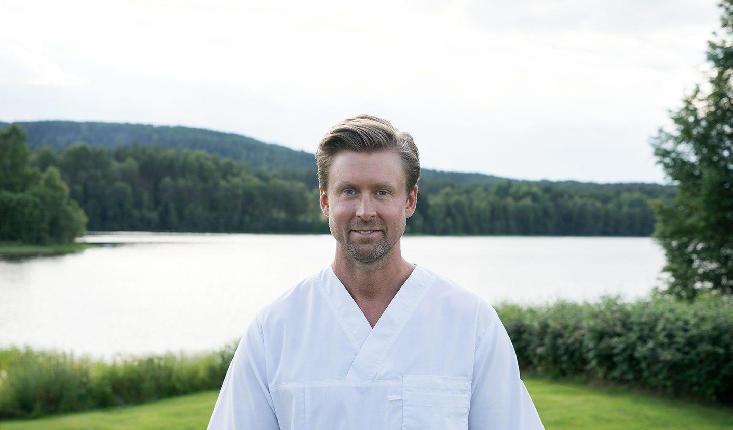 Klassisk Osteopati Örebro, Jerker Ståhl