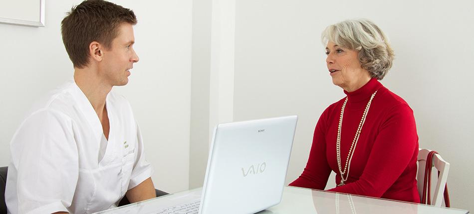 osteopatisk medicin Örebro